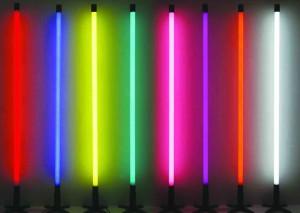 Светодиодная подсветка из неоновых трубок